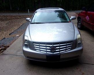 2008 Cadillac DTS 126,000 miles ASKING  $ 5354.00