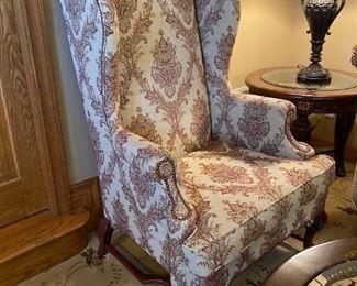highback chair