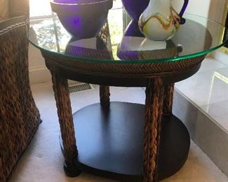 evil twin of other side table