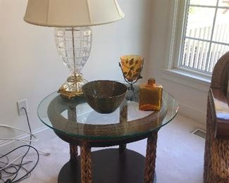 side table wants in on the action