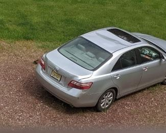 Toyota Camry - More Information & Photos to Follow