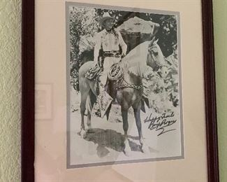 """ROY ROGERS """" HAPPY TRAILS """""""