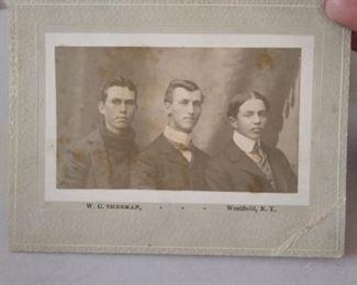 Burroughs Family Lot