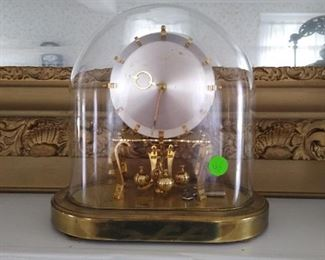 Kundo Anniversary Clock Oval