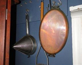 Copper & Kitchenware