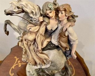 Incredible statues
