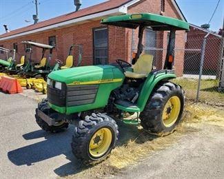 2003 John Deere 4710 Tractor