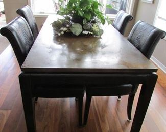 """Soho Dining Table 34"""" wide by 70""""long"""