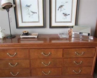"""Hickory & White Dresser 74"""" long by 33"""" high and 19"""" deep"""