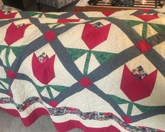 Quilts, Bedspreads, Blankets, Pillows!