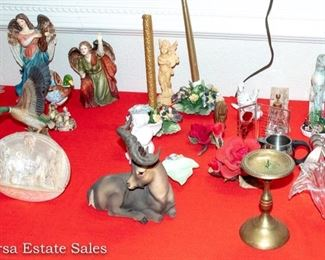 Figurines and Accents