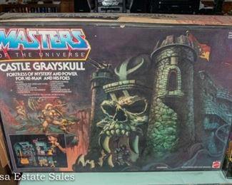 "Masters of the Universe - ""Castle Grayskull"""
