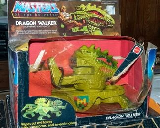 Masters of the Universe - Dragon Walker