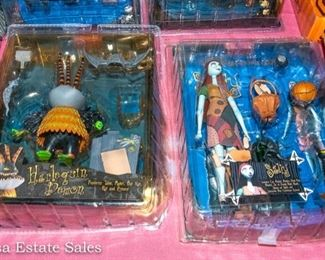 Nightmare Before Christmas Figures