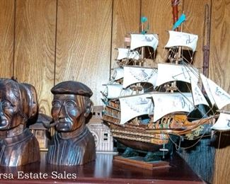Collectibles and Decor