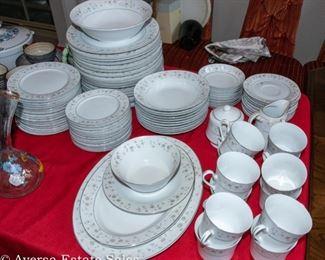 Vintage Dinnerware set