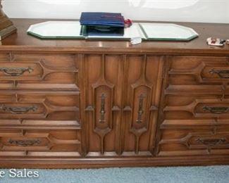 Vintage Bedroom  Dresser - For Sale NOW.