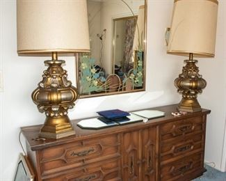 HUGE Table Lamps