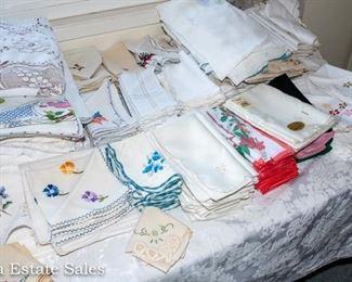 Textiles - Linens