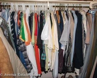 Vintage Men's Clothes