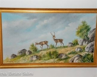 Hunting Wall Accents