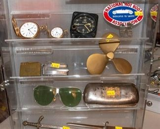 Cases of Collectibles