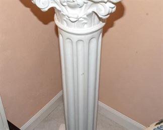 Pillar Plant Stand