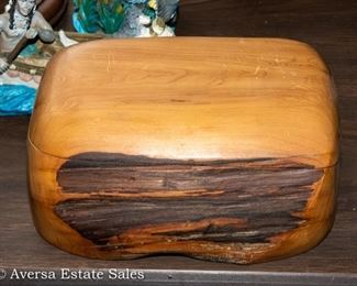 Wood Accent Box