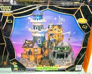 Spooky Town Boxed set - Isle of Doom
