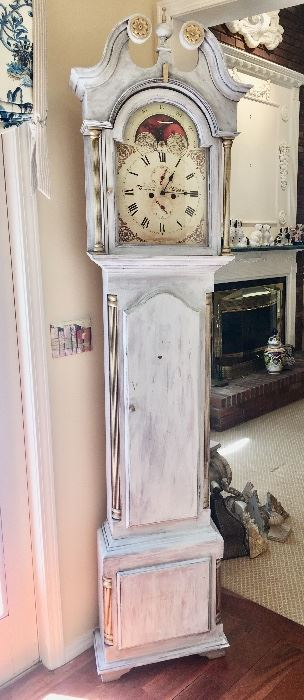 Thompson Whitehouse grandfather clock