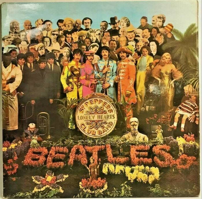"BM0116B	https://www.ebay.com/itm/124680457473	BM0116B THE BEATLES "" SGT PEPPERS LONELY HEARTS CLUB BAND"" UK PCS 7027 	Auction"