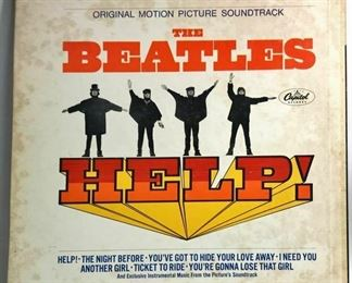 "https://www.ebay.com/itm/114766166042	BM0125B THE BEATLES ""HELP!"" SMAS-2386 LP	Auction https://www.ebay.com/itm/114766175561	BM0126B THE BEATLES ""HEAR THE BEATLES TELL ALL"" PRO-202 SEALED LP	Auction"