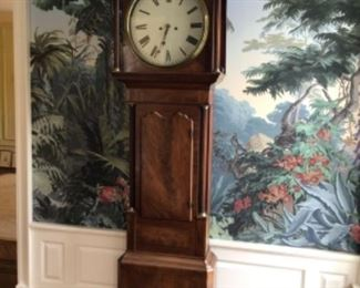 "Gorgeous antique grandfather clock 88""x24"". $16,000"