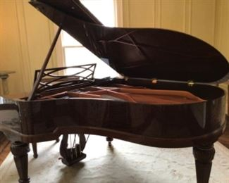 """Bosendorfer 6'7"""" player accessible."""