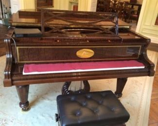 Rare pristine 2007 BOSENDORFER FREDERIC CHOPIN Edition. Serial number 47427.  Purchased for $189,000.  Selling for $110,000.  Tuned regularly, humidifier in room to assure perfect humidity