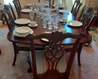 Henkel Harris Dining set
