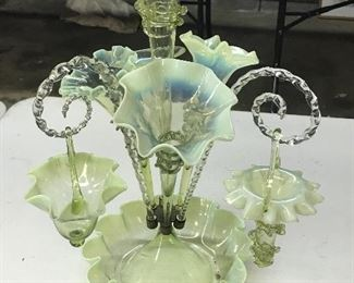 Insane amount of 19th and 20th century glass !