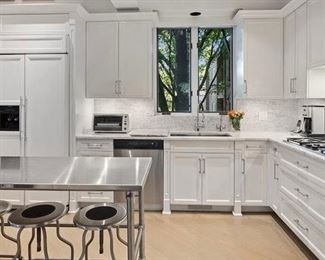 $5,800 includes cabinets, counter, sink, faucet, refrigerator, range, double oven, dishwasher