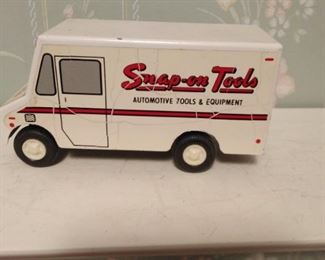 Snap-on-tools truck
