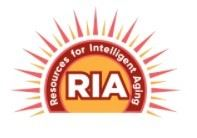 Member RIA Resouces for Intelligent Aging