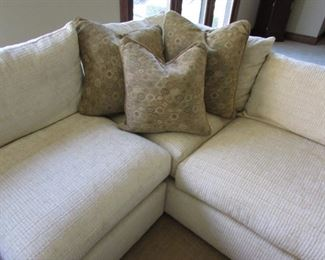 One more very comfortable sectional by Gabberts