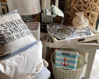 Cool nautical decor items
