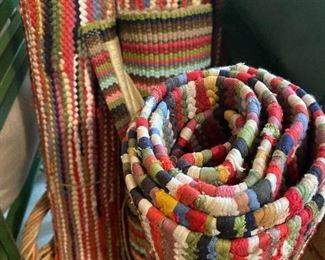 Lots of rugs