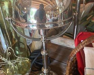 Restoration Hardware lamp