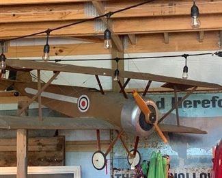 Large model plane