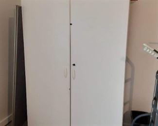 Laminated storage cabinet $20