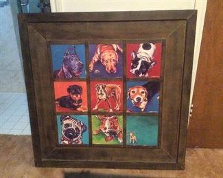 dog portraits by Jodi Whitsell