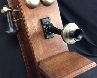 ANTIQUE WESTERN ELECTRIC PHONE