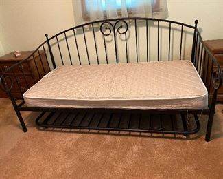 Trundle bed!