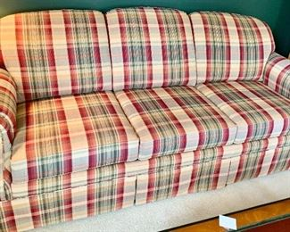 """82"""" w LazyBoy Sleeper Sofa $250 like new"""